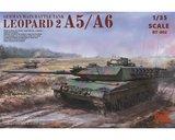 BORDER BT-002 LEOPARD 2 A5/A6 1/35_