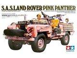 "TAMIYA 35076 S.A.S. LAND ROVER ""PINK PANTHER"" 1/35_"