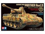 TAMIYA 25182 1/35 German Tank Panther Ausf.D Special Edition_