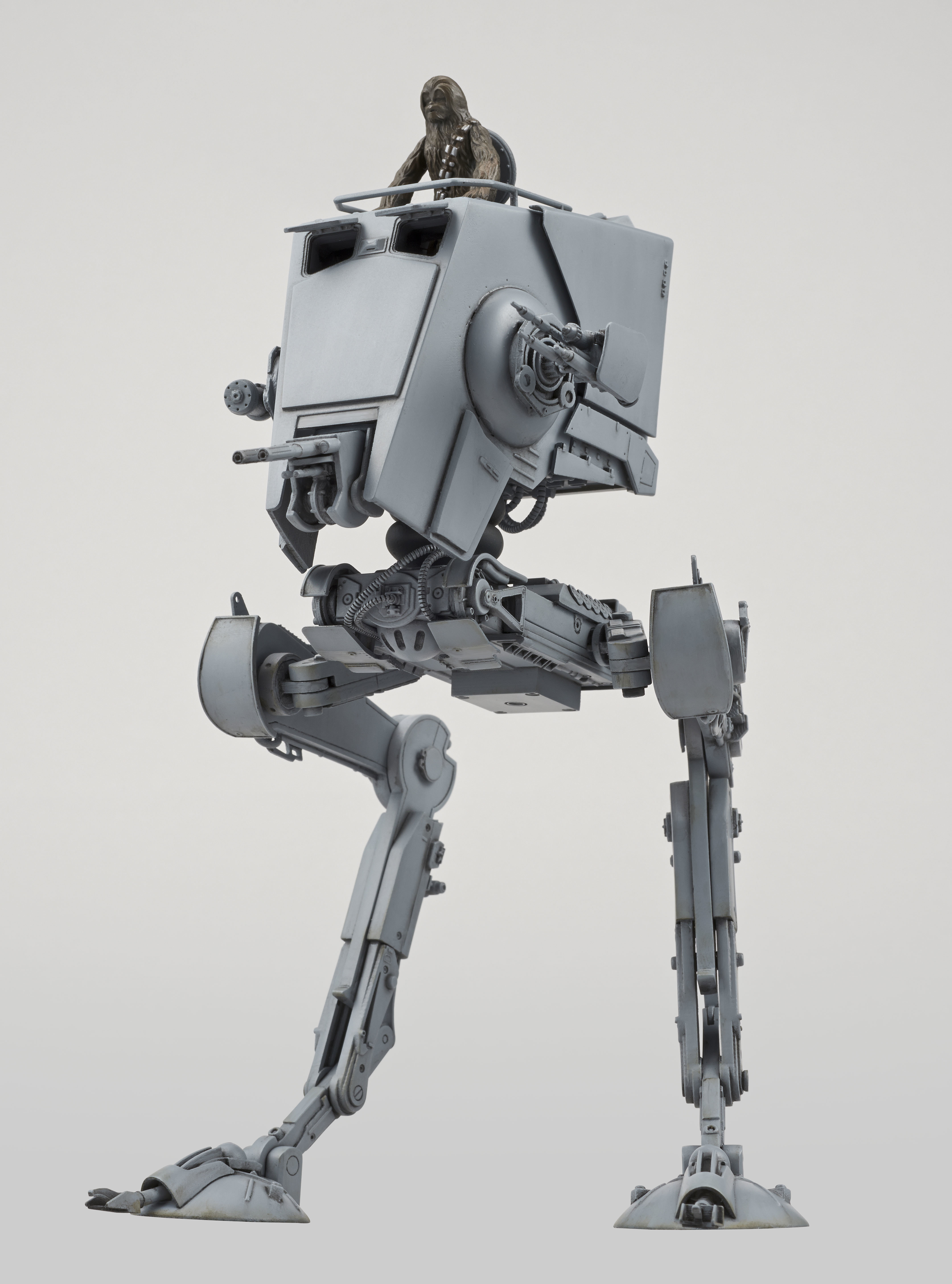 REVELL 01202 AT-ST 1/48_