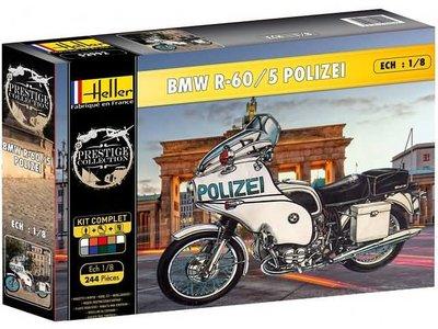 HELLER 52993 BMW R-60/5 POLIZEI 1/8