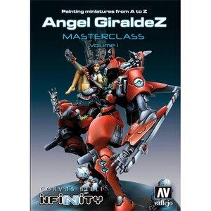 VALLEJO 75003 ANGEL GIRALDEZ MAGAZINE