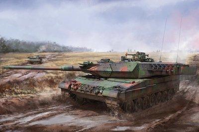 BORDER BT-002 LEOPARD 2 A5/A6 1/35