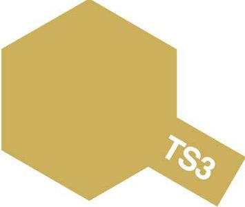 TS-3 DARK YELLOW