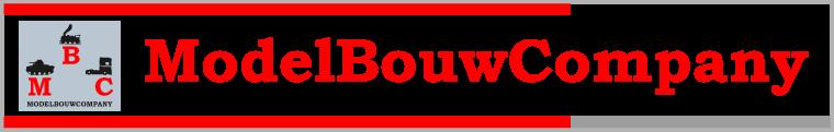 Logo Modelbouwcompany